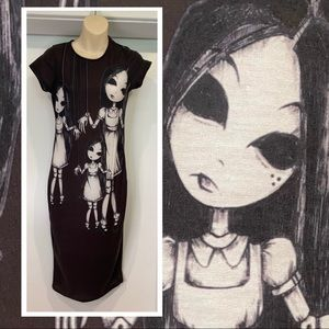 Jilted generation marionette scary doll puppet XS